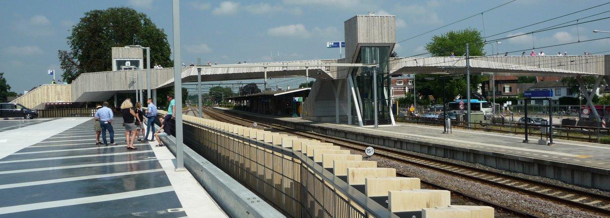 Accoya station in Dieren