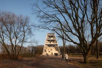Uitkijktoren Pompejus Fotograaf Katja Effting