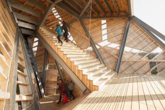 Uitkijktoren Pompejus2 Fotograaf Katja Effting