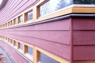 Zweeds rabat Accoya (houten gevelbekleding)