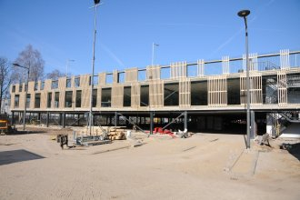 Accoya Gevel Wageningen5 Universiteit