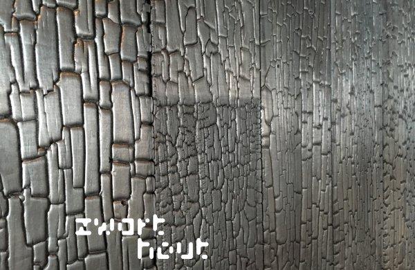 Harbourclub Encore - Zwarthout Shou Sugi Ban