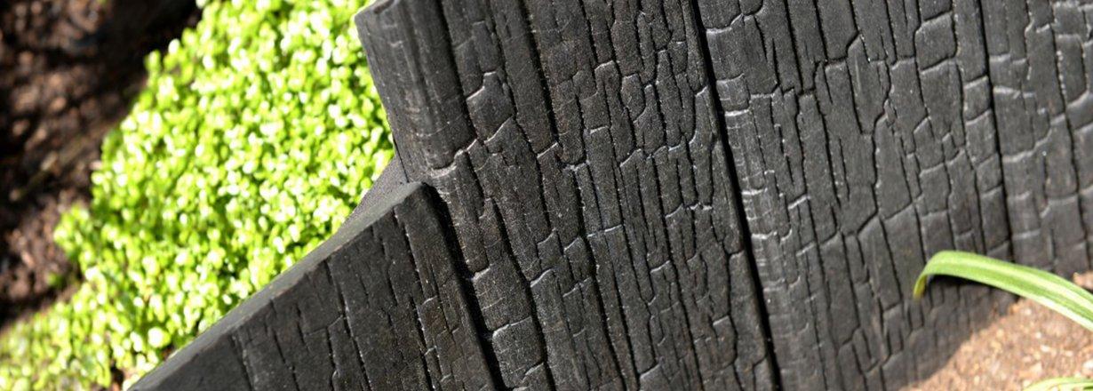 tuin zwarthout